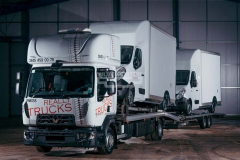 Really trucks haulage